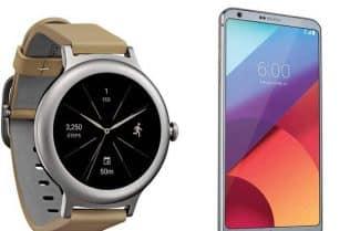מבצע קיץ: כל רוכש LG G6 יקבל מתנה את השעון החכם LG Watch Style