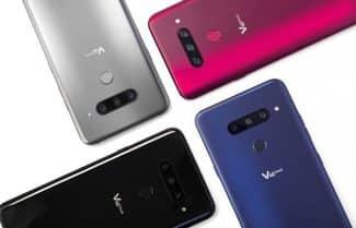 ברוך הבא: LG V40 ThinQ מוצע למכירה בישראל; המחיר 3,249 שקלים