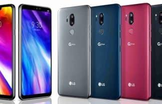 הושק בישראל: LG G7 ThinQ – מערך אודיו מתקדם ומסך בהיר במיוחד; המחיר 3,000 שקלים