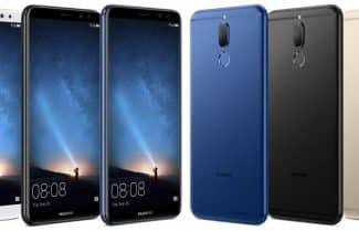 נחשף ברשת: תמונה ומפרט מלא ל-Huawei Mate 10 Lite