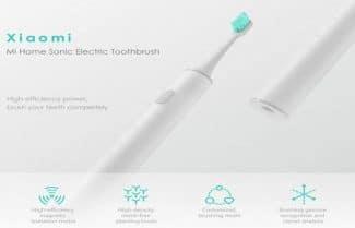 מברשת שיניים חשמלית חכמה מבית שיאומי – עכשיו עם קופון הנחה משתלם