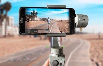 ג׳ירפה בודקת: DJI Osmo mobile 2 – להפוך לצלם מקצועי ב-5 דקות