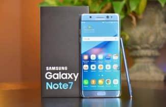 ניסיון נוסף: סמסונג החלה למכור שוב את ה-Galaxy Note 7 בשוק הביתי