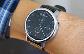 מוטורולה: דור שני לשעון החכם Moto 360 החל להתעדכן ל-Android Wear 2.0