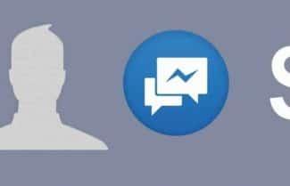 ראינו את זה מגיע: פרסומות בפייסבוק מסנג'ר מתחילות להתגלגל לכולם