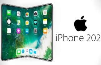 אפל הגישה פטנט: האם כך ייראה האייפון המתקפל?