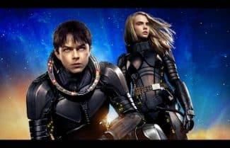 ג'ירפה בקולנוע: ביקורת סרט – ולריאן ועיר אלף הכוכבים
