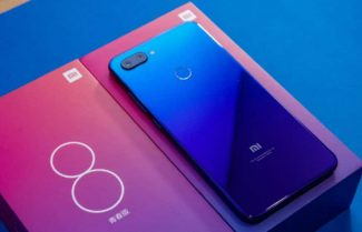סמארטפון Xiaomi Mi8 Mi 8 Lite תצורת 4/64 במחיר מבצע עם קופון הנחה!