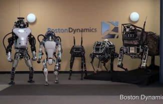 העתיד כבר כאן: בוסטון רובוטיקס חושפת יכולות חדשות לרובוטים שלה