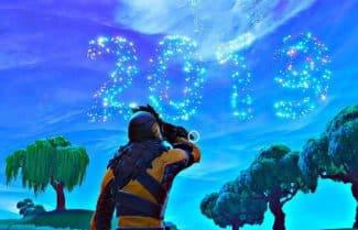 שחקני פורטנייט הופתעו לקראת השנה האזרחית החדשה