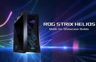 אסוס משיקה בישראל מארז מחשב ראשון תחת מותג הגיימינג ROG