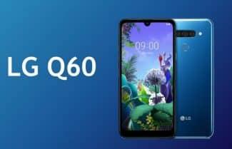 הושק בישראל: LG Q60 – מסך 6.26 אינץ' ומערך צילום משולש; המחיר 899 שקלים