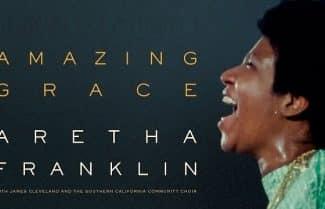 """ג'ירפה בקולנוע – ביקורת סרט: """"חסד מופלא"""": לחוש את קולה של אריתה פרנקלין"""