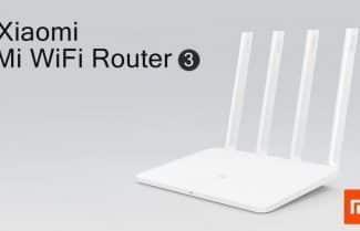 נתב (ראוטר) Xiaomi Mi Wi-Fi 3 במחיר מבצע לזמן מוגבל