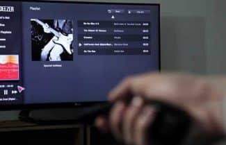 שירות המוזיקה Deezer מגיע לפלטפורמת Android TV