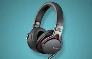 אמזון בריטניה: אוזניות MDR-1A Prestige של סוני במחיר אטרקטיבי