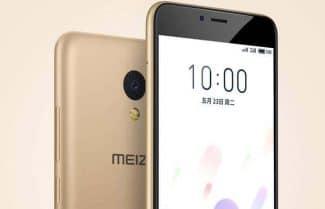הוכרז: Meizu A5 לפלח השוק הנמוך במחיר של כ-100 דולרים