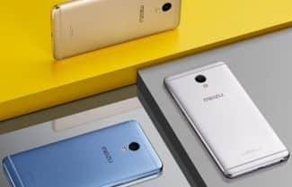 מייזו מכריזה על ה-Meizu M5 Note וצמיד כושר ראשון מתוצרתה