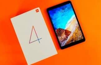 טאבלט Xiaomi Mi Pad 4 עם מסך 8 אינץ' ותמיכה ב-LTE – במחיר מבצע!