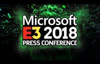 תערוכת E3: מיקרוסופט מכריזה על עשרות משחקים חדשים