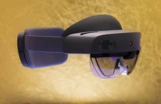 ברצלונה 2019: נחשפו ה-HoloLens 2, משקפי ה-AR החדשות של מיקרוסופט