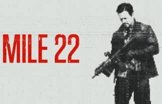"""ג'ירפה בקולנוע: ביקורת סרט – """"מייל 22"""""""
