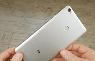 ג'ירפה בודקת: Xiaomi Mi Max