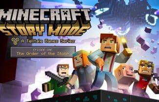 נטפליקס עושה גיימינג: Minecraft: Story Mode מגיע בקרוב לשירות הטלוויזיה