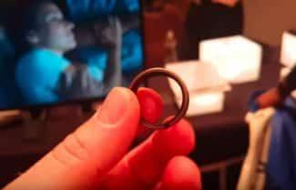 תערוכת CES 2018: הטבעת שתחליף את צמיד הכושר שלכם – צפו בוידאו