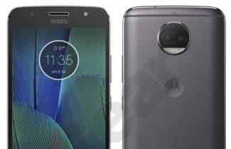 דיווח: Moto G5S Plus יהיה הראשון של החברה עם שתי מצלמות אחוריות