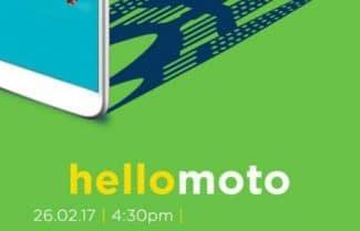 מוטורולה תקיים מסיבת עיתונאים ב-MWC 2017; תכריז על סדרת G5?