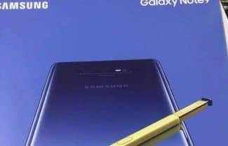 תמונה חושפת לראשונה את ה-S Pen החדש שיגיע ב-Galaxy Note 9