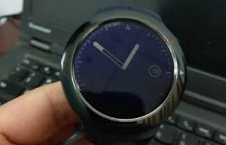 השעון החכם של HTC נחשף בתמונות חדשות; ההכרזה בקרוב?