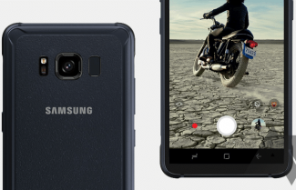 רגע לפני ההכרזה: Galaxy S8 Active מחייך שוב למצלמה