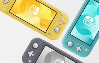 סוויץ', בקטנה: נינטנדו מכריזה על ה-Nintendo Switch Lite