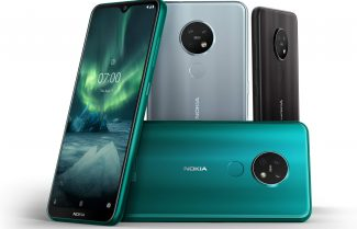 קבוצת ח.י משיקה בישראל את Nokia 7.2