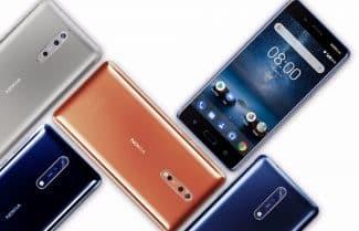 חברת HMD צפויה להכריז בברצלונה על ה-Nokia 8 Sirocco