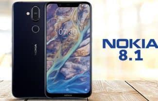 הושק בישראל: Nokia 8.1 – מסך 6.18 אינץ' ומערך צילום מרשים במחיר של 1,599 שקלים
