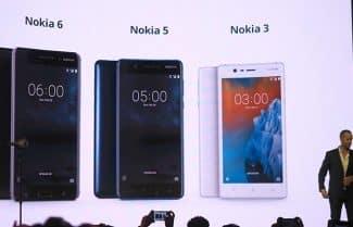 רשמי: שלושת הדגמים החדשים של נוקיה יגיעו לשווקים לפני סוף חודש יוני