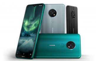 הוכרזו: Nokia 6.2 ו-Nokia 7.2 – מסכי 6.3 אינץ' ומערך צילום משולש