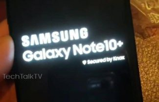 קבלו אותו: Galaxy Note 10 Plus נחשף בתמונות 'אמיתיות'