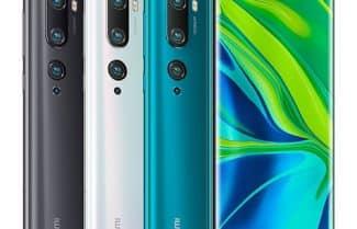 ג׳ירפה סוקרת: Xiaomi Mi Note 10 Pro