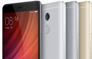 הושק בישראל: Xiaomi Redmi Note 4X – שדרוג מינימלי לדגם הפופולרי