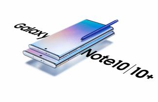 סמסונג מכריזה על +Galaxy Note 10 ו-Galaxy Note 10; החל מ-3,700 שקלים