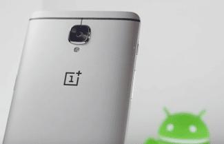 וואן פלוס מודיעה: אנדרואיד 8 יהיה העדכון האחרון למכשירי OnePlus 3/3T