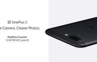 בדרך להכרזה: OnePlus ממשיכה לחשוף את ה-OnePlus 5 עם תמונה חדשה