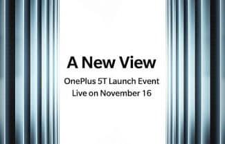 """מנכ""""ל OnePlus: מחירו של ה-OnePlus 5T יהיה גבוה מהדגם הנוכחי"""
