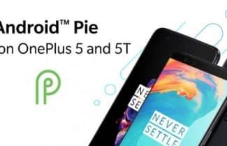 אנדרואיד 9 פאי מגיע למכשירי OnePlus 5T ו-OnePlus 5