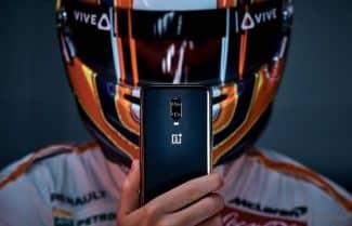 הוכרז: OnePlus 6T McLaren Edition – זיכרון 10GB RAM בצבעי כתום-שחור