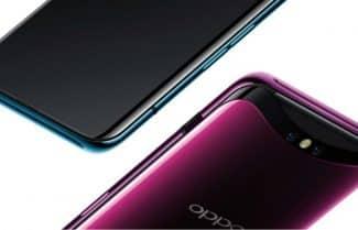 הוכרז: Oppo Find X – מצלמות 'קופצות', מפרט מרשים ותג מחיר של 1,000 אירו